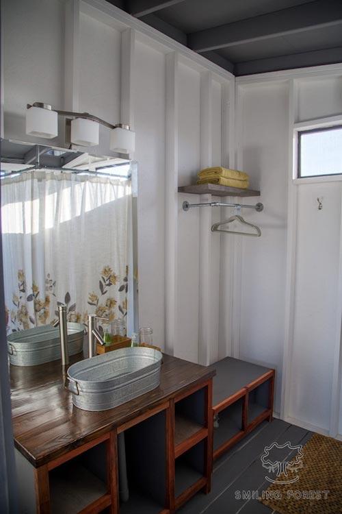 Bathroom Sink - Phoenix House by ArtisTree