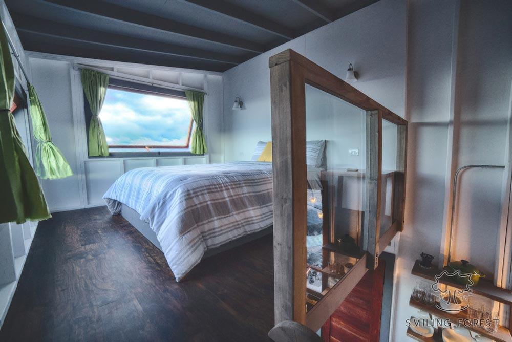 Bedroom Loft - Phoenix House by ArtisTree
