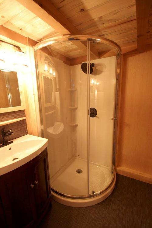 Shower Stall - Tahosa by SimBLISSity