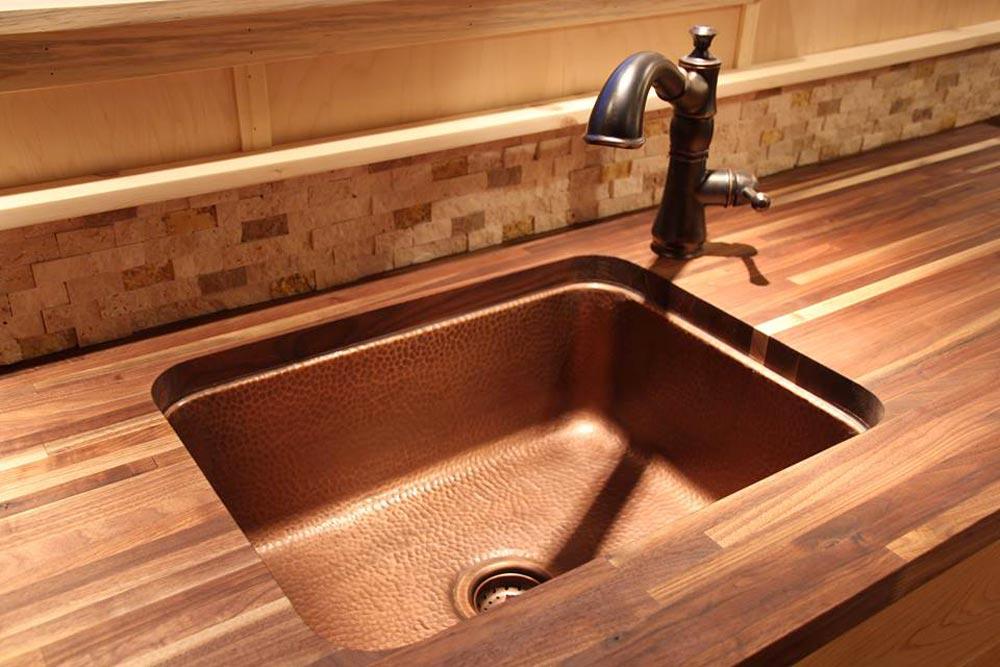 Copper Sink - Tahosa by SimBLISSity