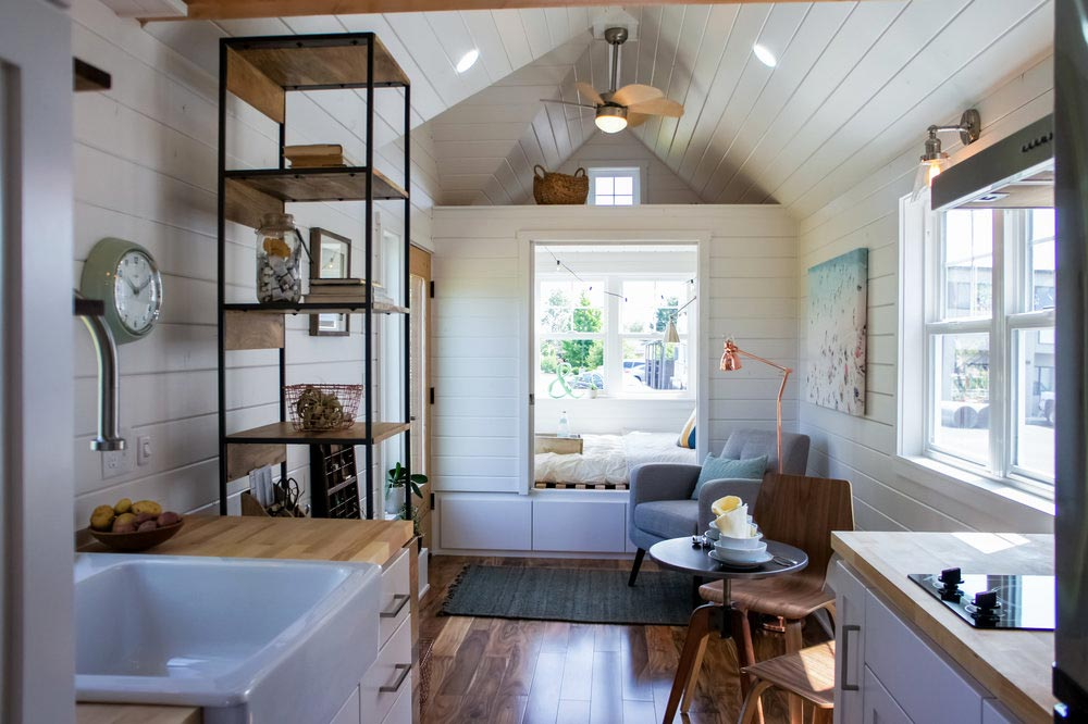 Tiny House Interior - Tess by TruForm Tiny