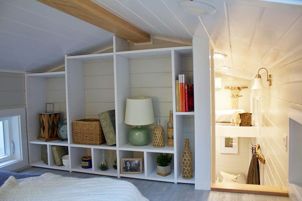 Bedroom Storage - Tiny Replica Home by Tiny Heirloom