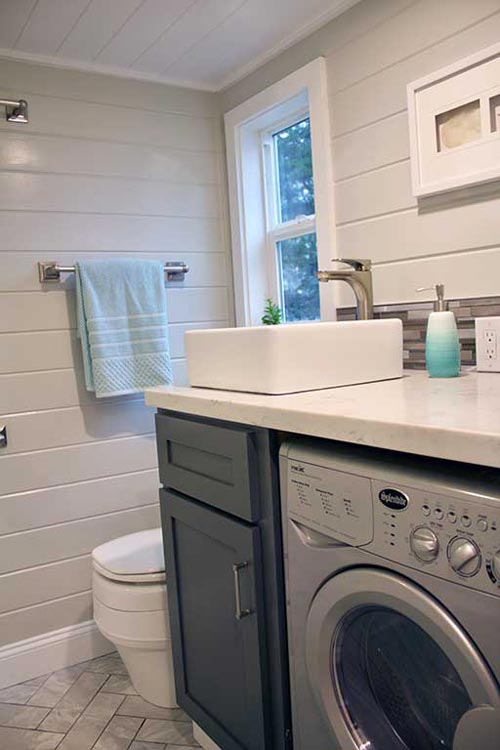 Washer/Dryer Combo - Tiny Replica Home by Tiny Heirloom