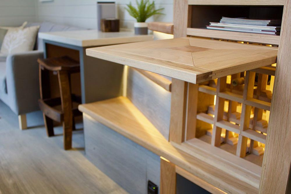 Wine Rack - Tiny Replica Home by Tiny Heirloom