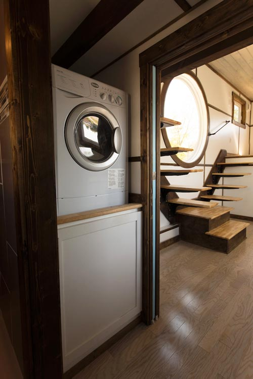 Washer/Dryer Combo - View by Tiny House Chattanooga