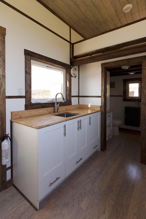 Kitchen Cabinets - View by Tiny House Chattanooga