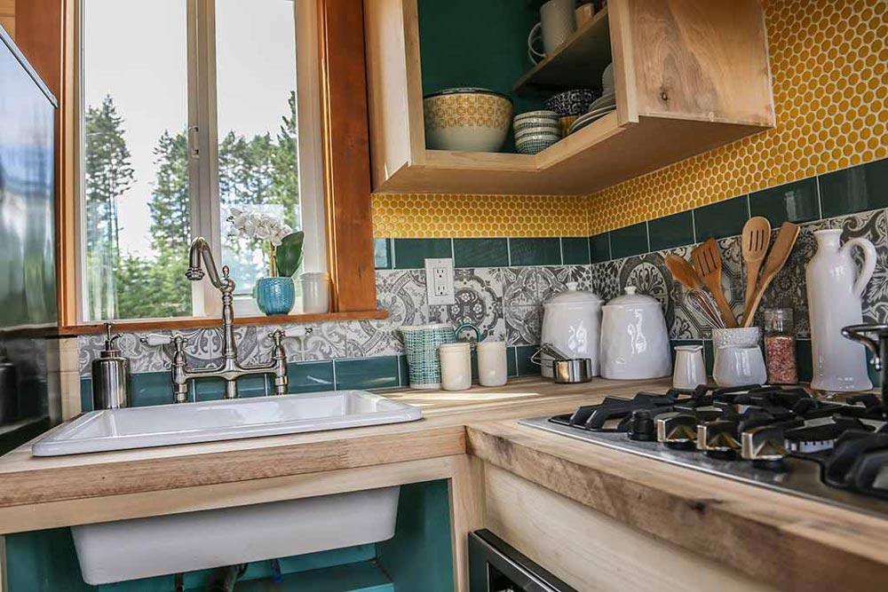 Kitchen Decor - Beachy Bohemian by Tiny Heirloom