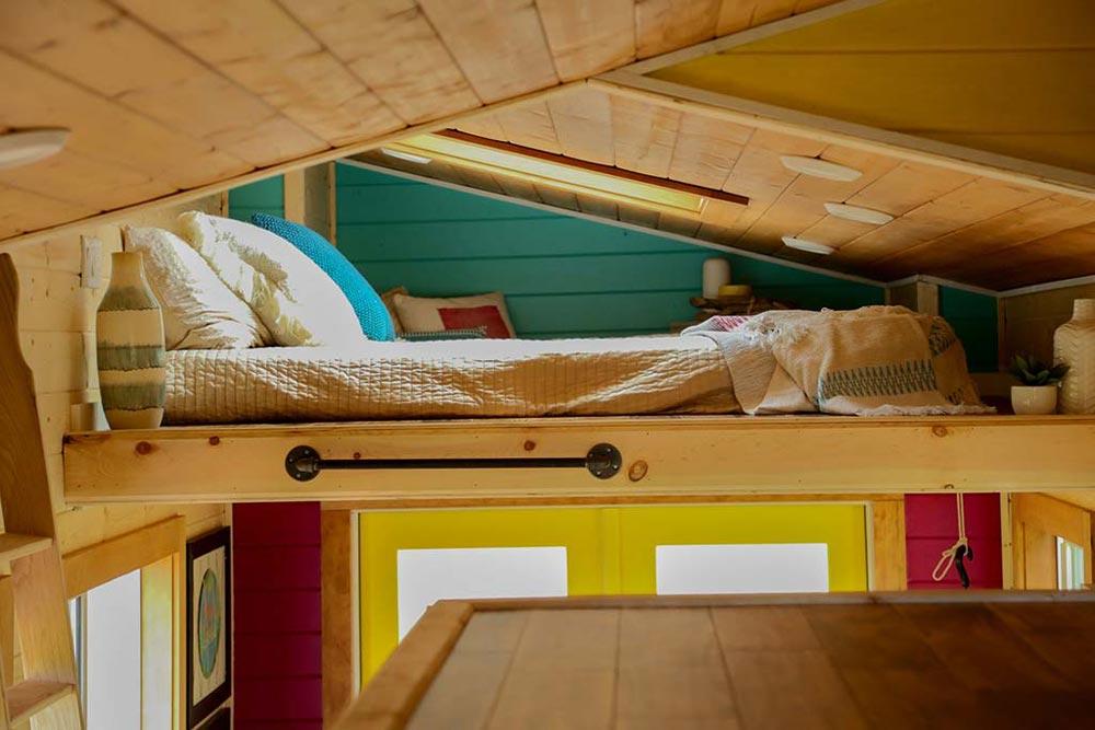 Bedroom Loft - Beachy Bohemian by Tiny Heirloom