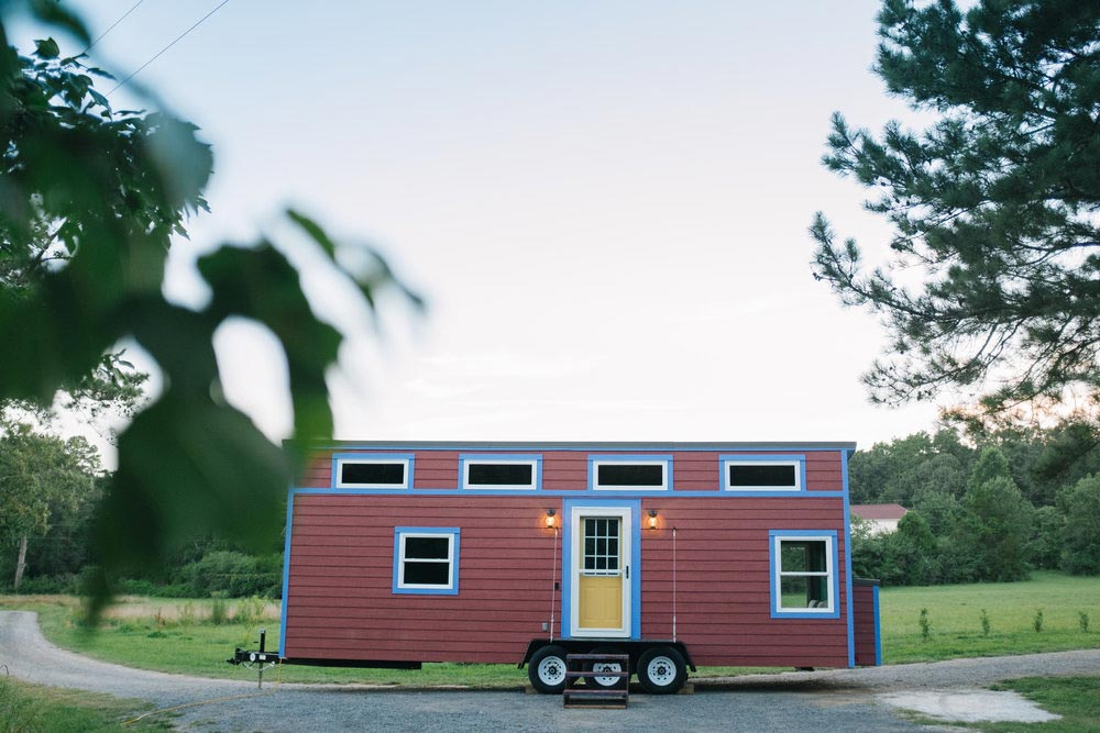 Big whimsy by wind river tiny homes tiny living for Wind river custom homes