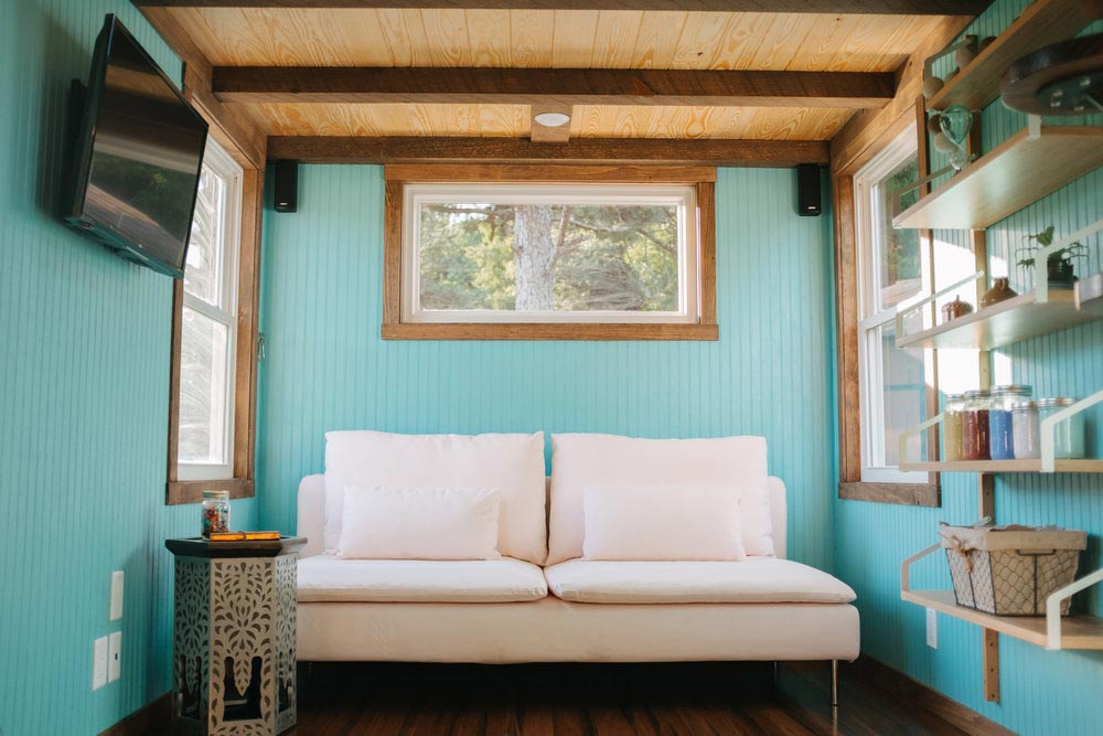 Colorful Walls - Big Whimsy by Wind River Tiny Homes