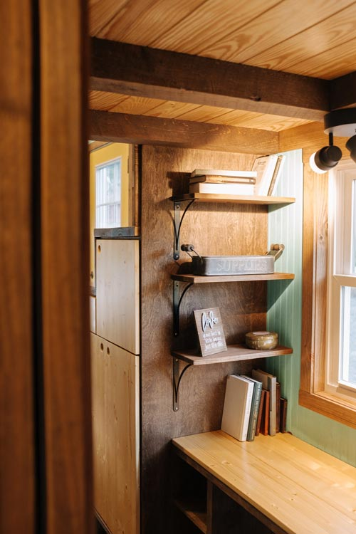 Office Space - Big Whimsy by Wind River Tiny Homes