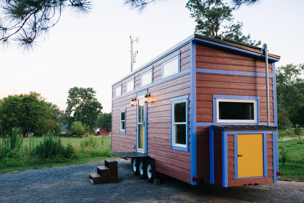 30' Tiny House - Big Whimsy by Wind River Tiny Homes