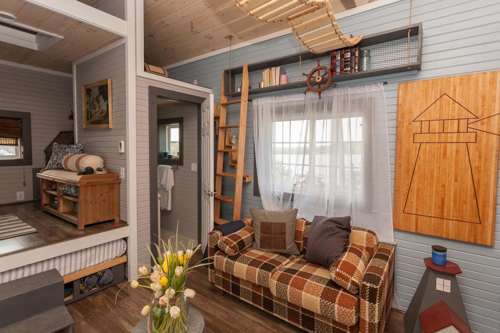 Living Area - Cape Cod by VIVA Collectiv