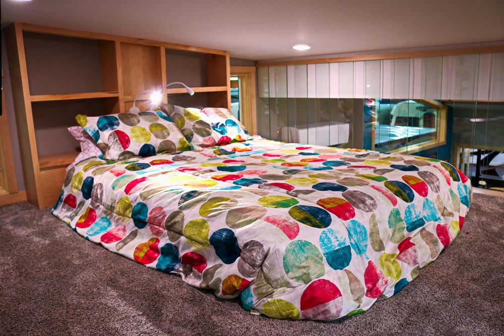 Bedroom Loft - Denali by Utopian Villas