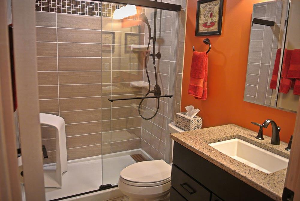 Bathroom - Denali by Utopian Villas