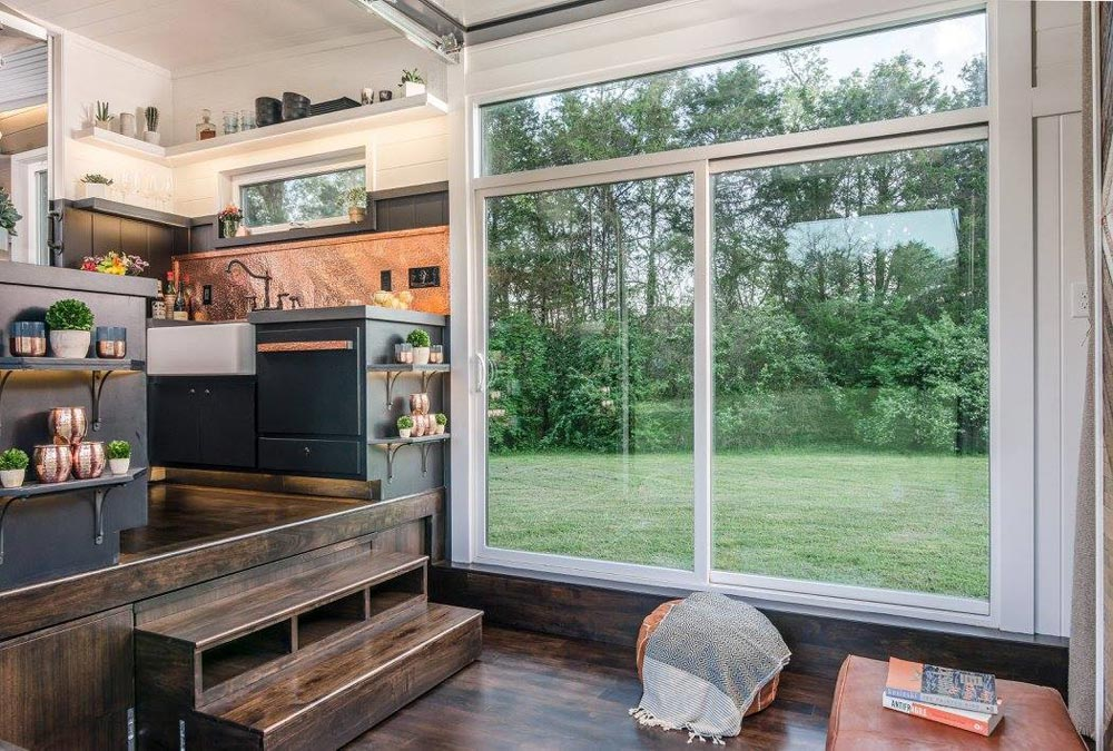 Picture Window - Escher by New Frontier Tiny Homes