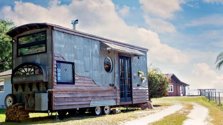 Gypsy Mermaid Tiny House