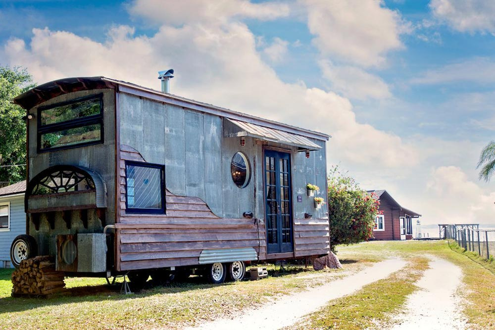 Gypsy Mermaid Tiny House Tiny Living