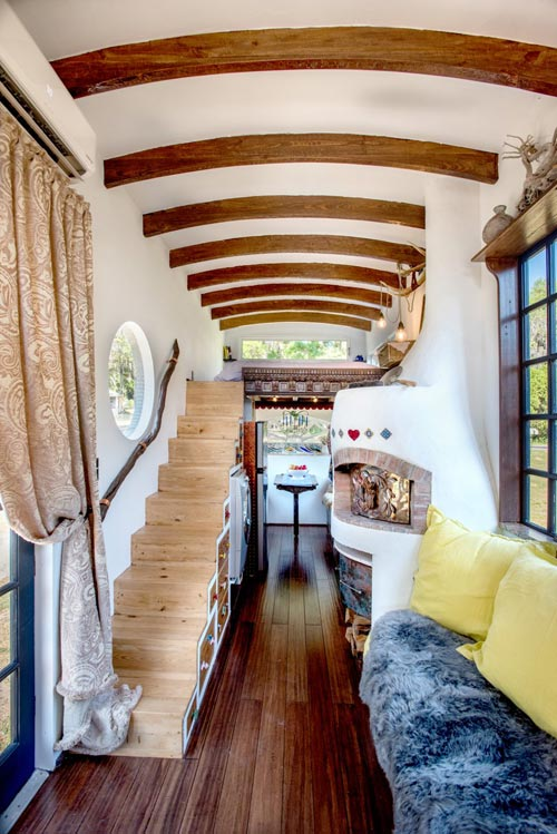 Tiny House Interior - Gypsy Mermaid Tiny House