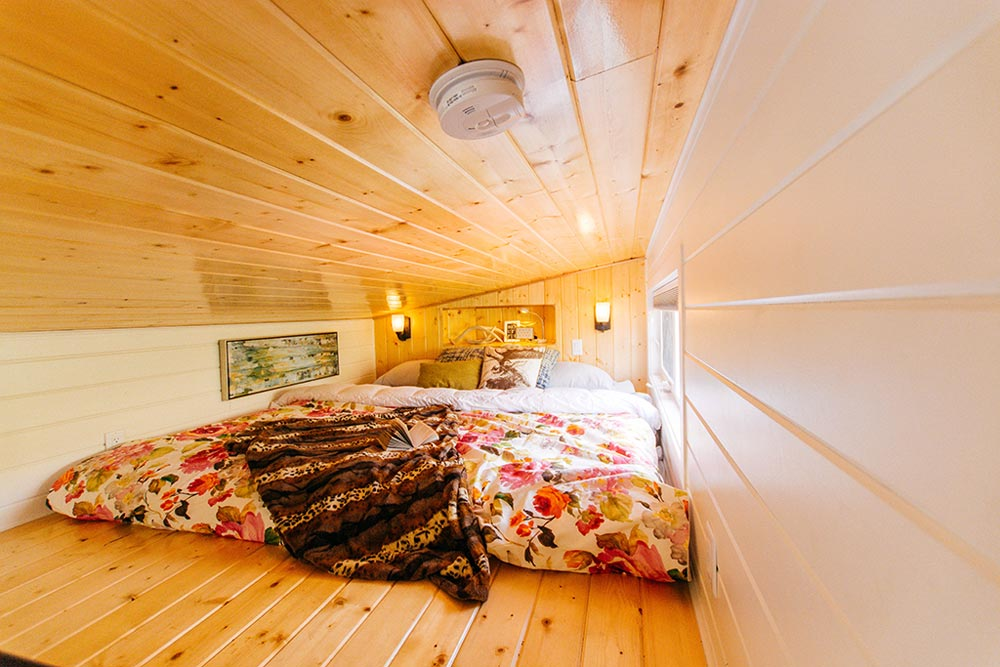 Bedroom Loft - Not So Lonely Wanderer by Teacup Tiny Homes