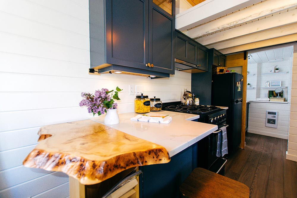 Kitchen - Not So Lonely Wanderer by Teacup Tiny Homes