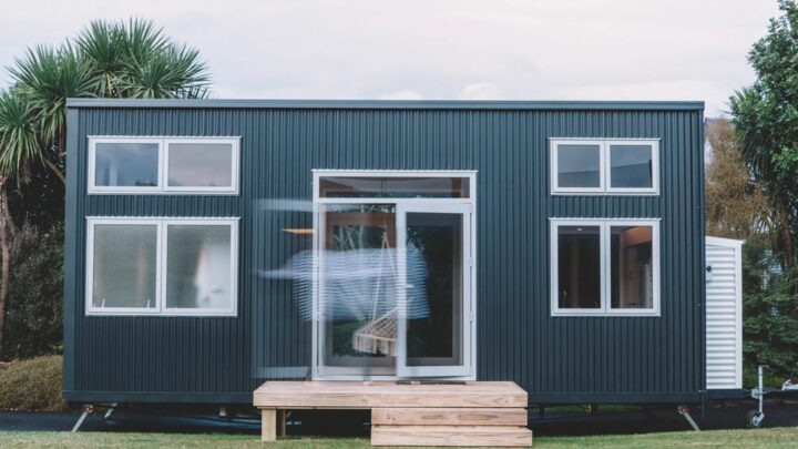 Millennial Tiny House by Build Tiny