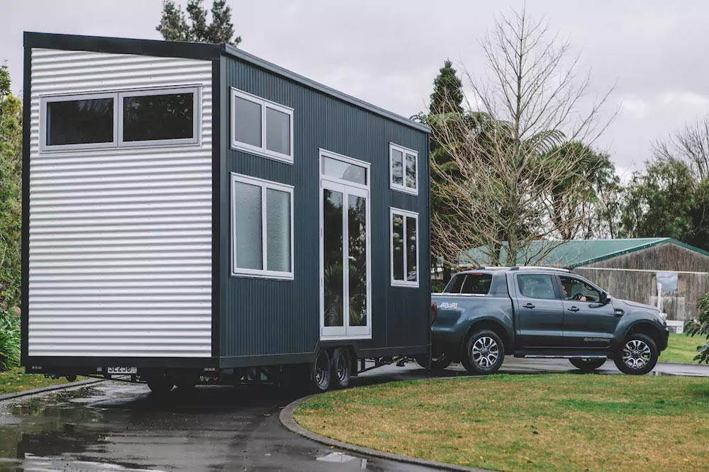 New Zealand Tiny House - Millennial Tiny House by Build Tiny