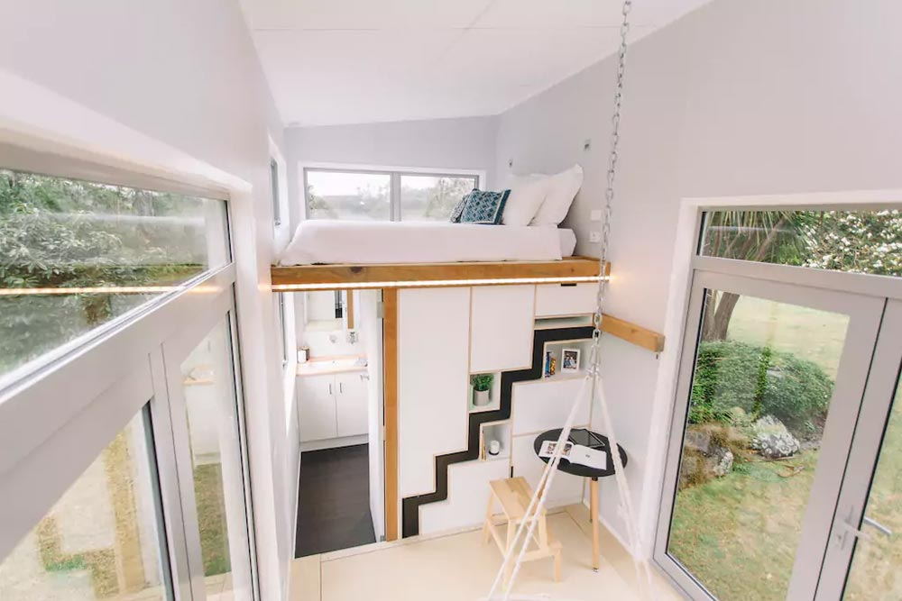 View From Loft - Millennial Tiny House by Build Tiny