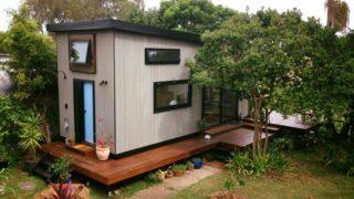 Australian Zen Tiny Home
