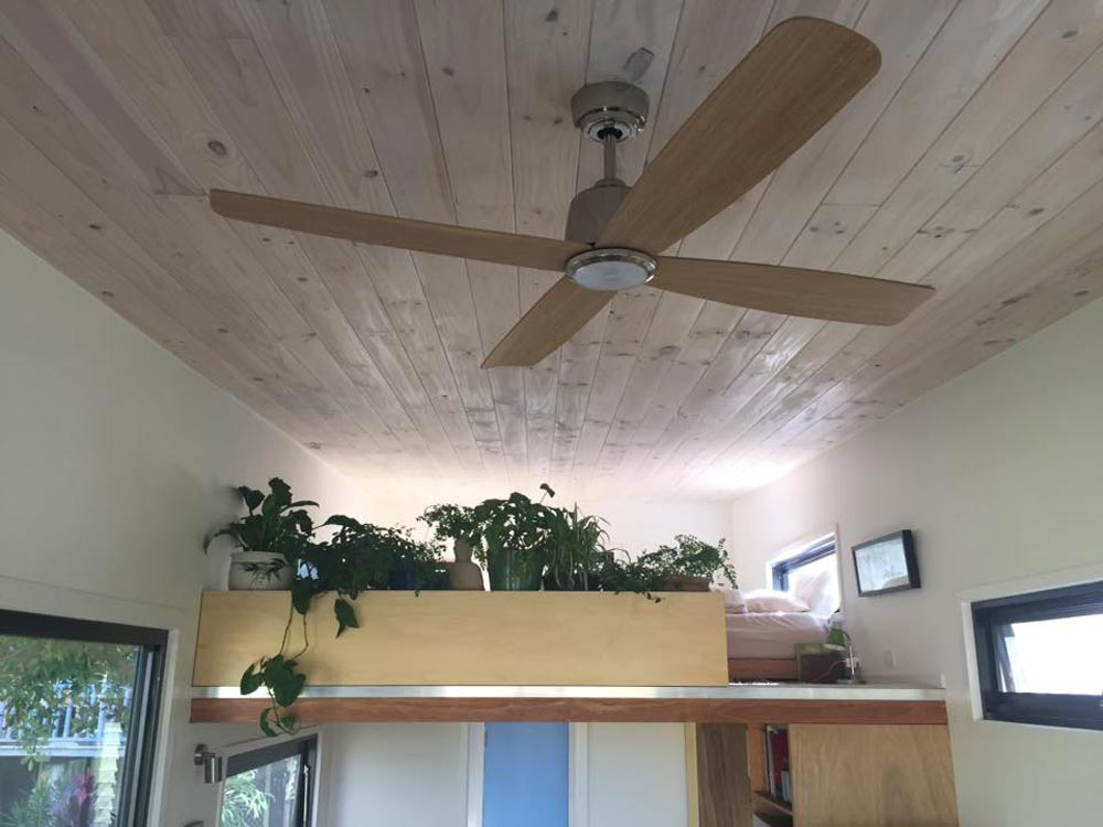 Ceiling Fan - Australian Zen Tiny Home