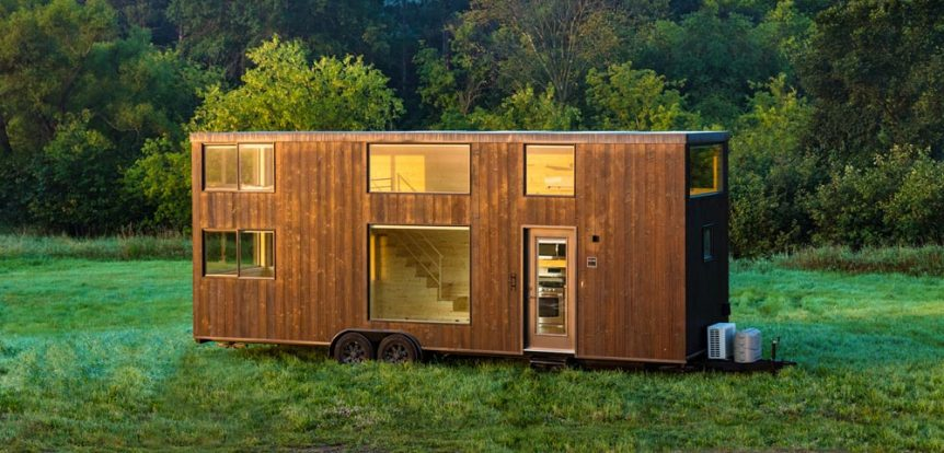 Escape One Xl By Escape Traveler Tiny Living
