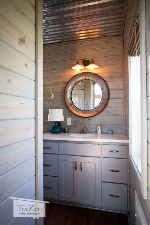 Vanity - Open Concept by TexZen Tiny Home Co.