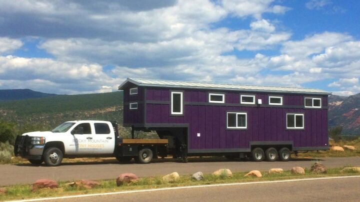 Pemberley by Rocky Mountain Tiny Houses
