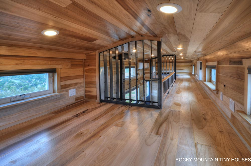 Two Bedroom Loft - Pemberley by Rocky Mountain Tiny Houses