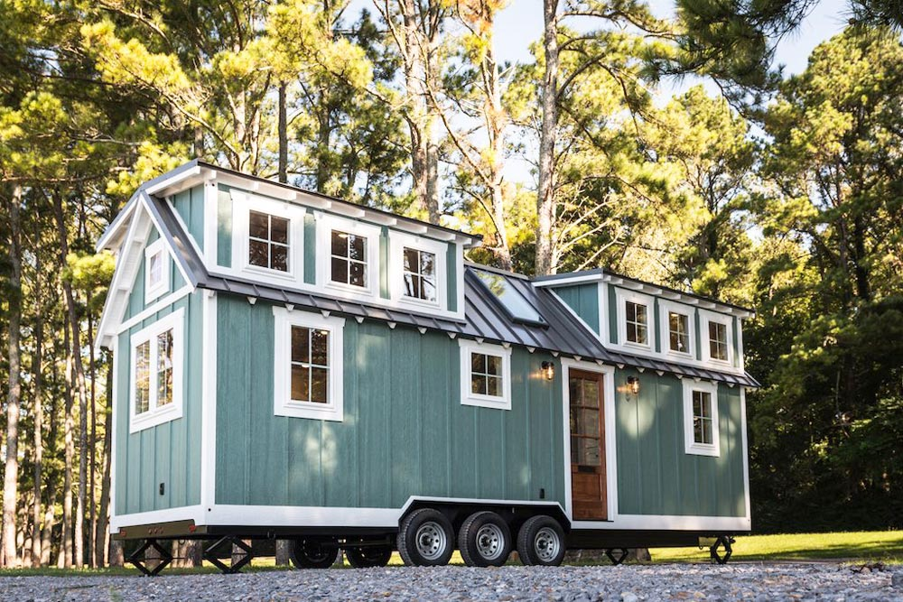 Ridgewood By Timbercraft Tiny Homes Tiny Living