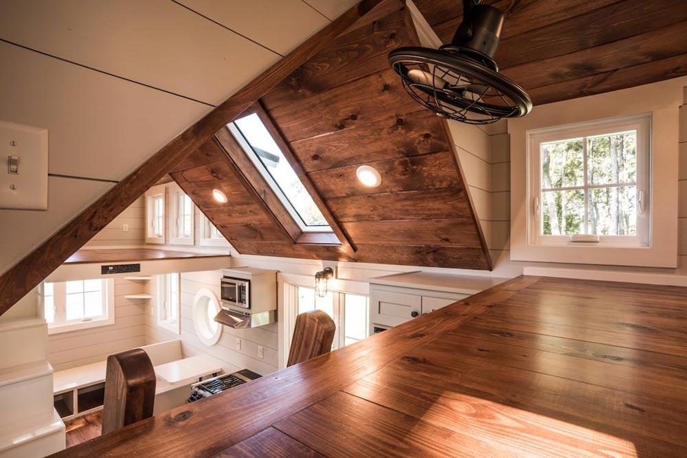 Bedroom Loft - Ridgewood by Timbercraft Tiny Homes