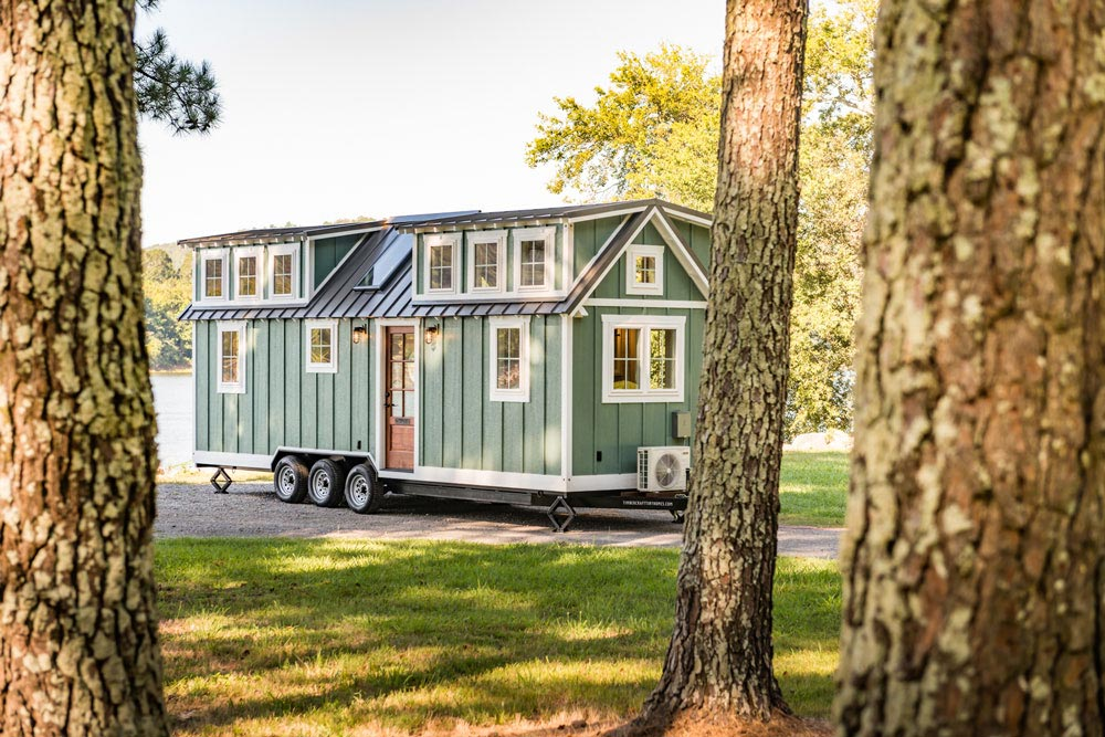 Country Tiny Home - Ridgewood by Timbercraft Tiny Homes
