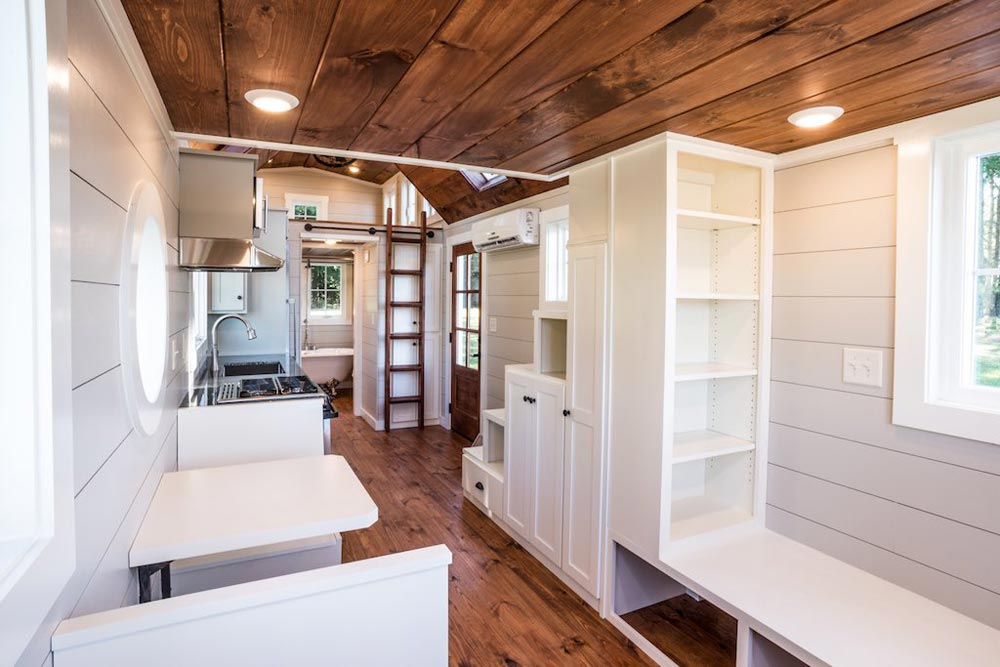 Main Living Area - Ridgewood by Timbercraft Tiny Homes
