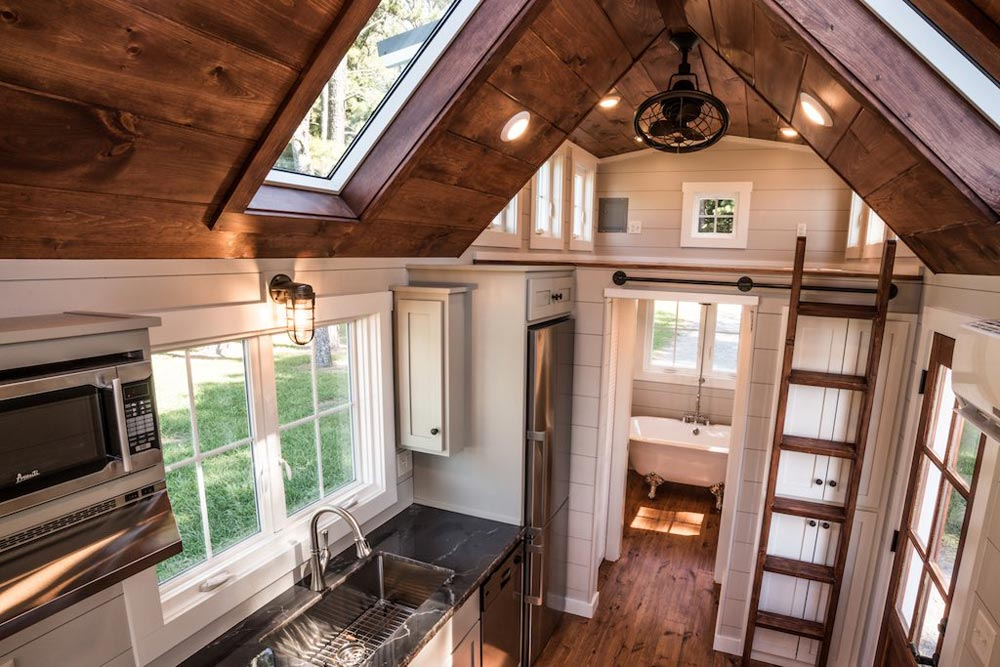 Guest Loft - Ridgewood by Timbercraft Tiny Homes