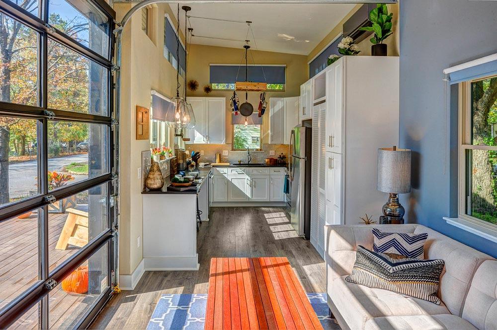 Tiny House Interior Amplified