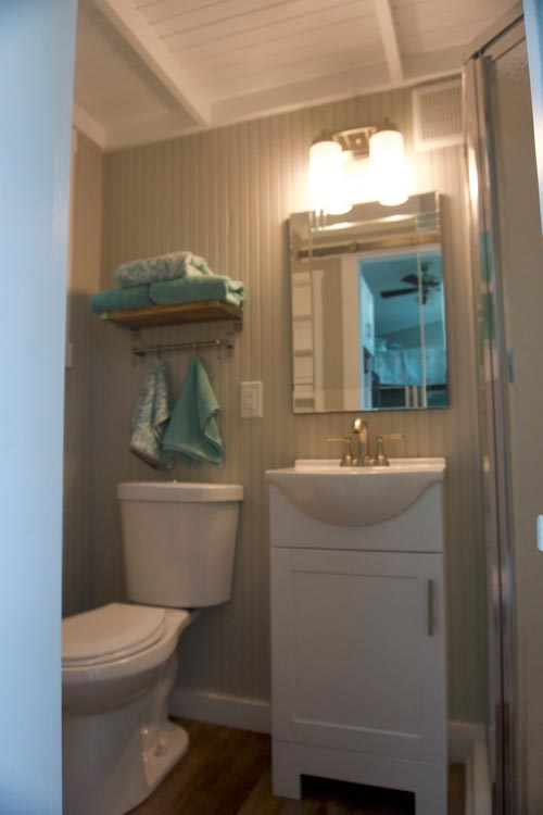 Bathroom - Baby Boomer by The Painted Home Co