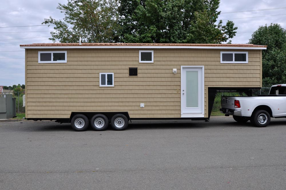 Brooke by Tiny House Building Company Tiny Living