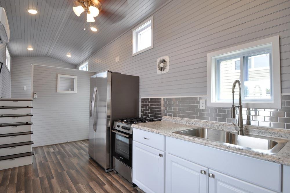 Kitchen - Brooke by Tiny House Building Company