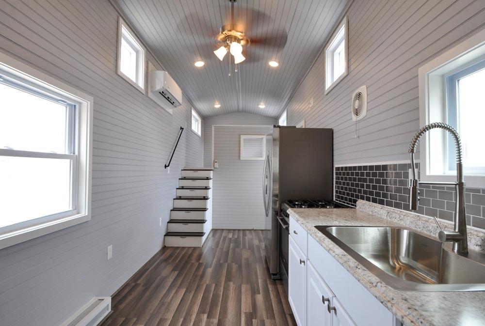 Tiny House Interior - Brooke by Tiny House Building Company