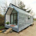 Mini Cabin by Contemporary Shepherds Huts