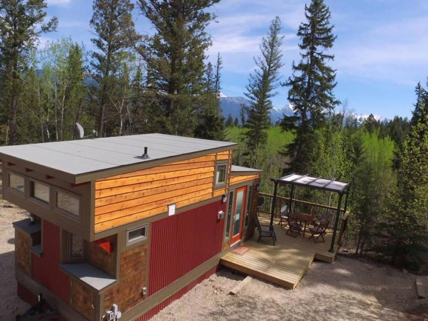 Creekside Acreage Tiny House