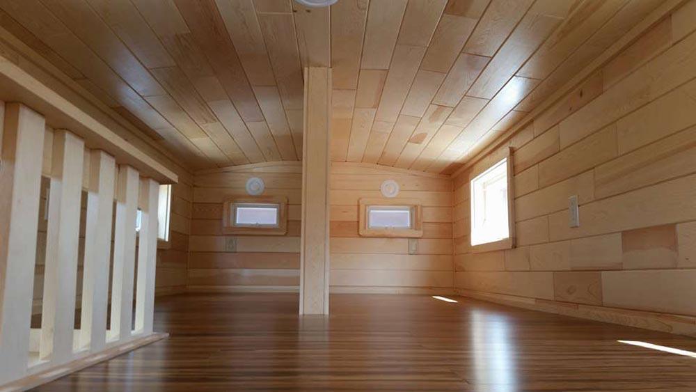 Split Bedroom Loft - Custom 30' by Tiny Treasure Homes