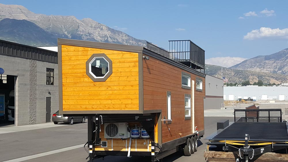 Exterior View - El Gato by Alpine Tiny Homes