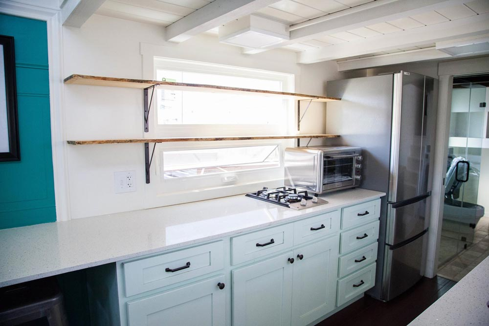 Kitchen Cabinets - El Gato by Alpine Tiny Homes