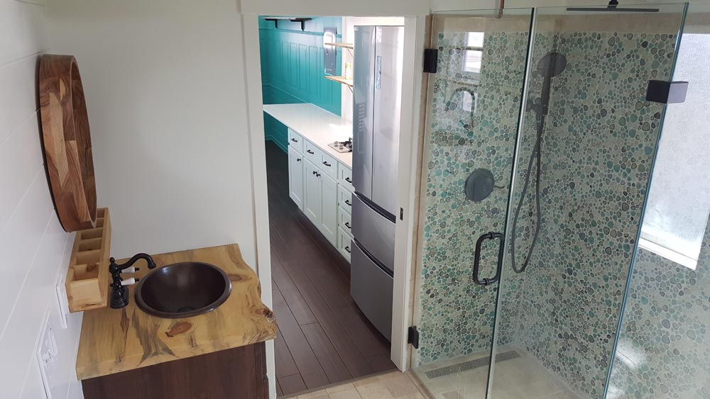 Bathroom - El Gato by Alpine Tiny Homes
